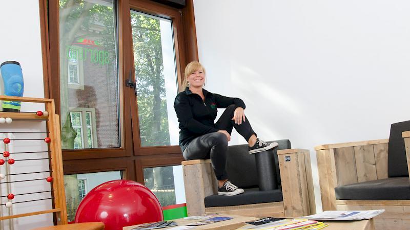 Kim Friedrichs - Ihre Expertin für Blackroll Training